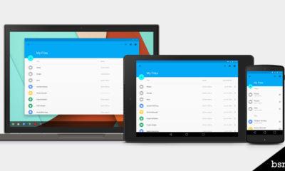 Nexus 9 Material Design
