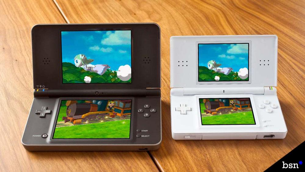 Nintendo DSi Nvidia Tegra