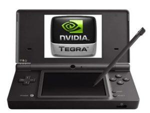 Nvidia Tegra Nintendo DS
