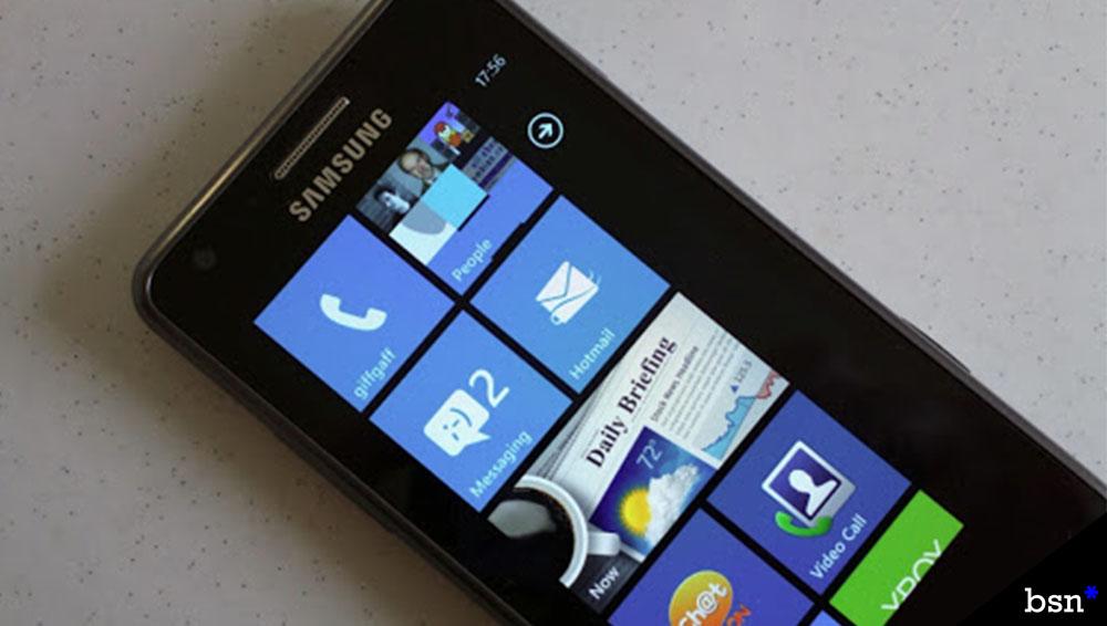 Windows Mobile 7 Delayed