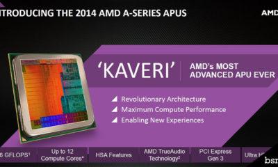 AMD Kaveri Unveiled
