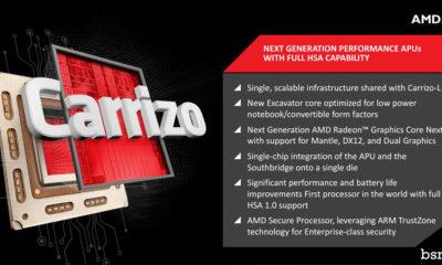 AMD Carrizo APU Details Leaked