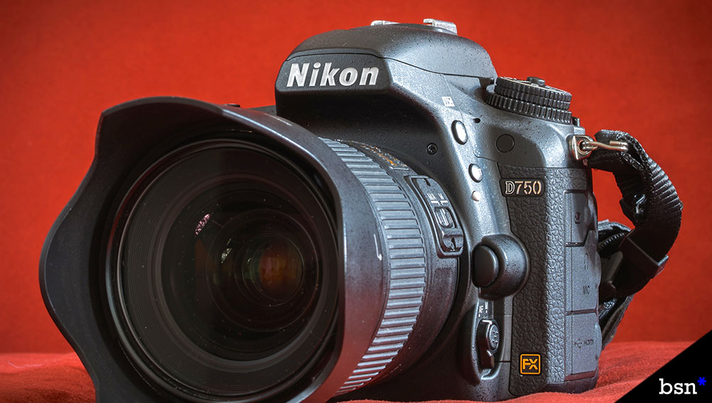 Nikon D750 First Edition