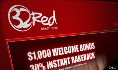 32 Red Poker Closes