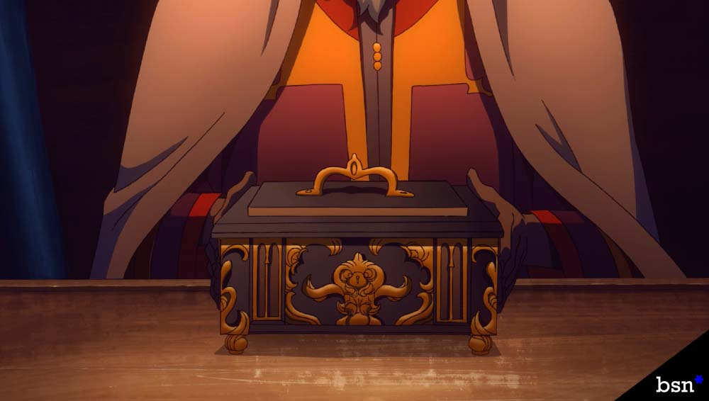 Netflix Anime Series Castlevania