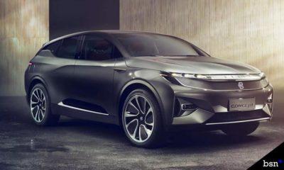 Chinese EV manufacturer Byton