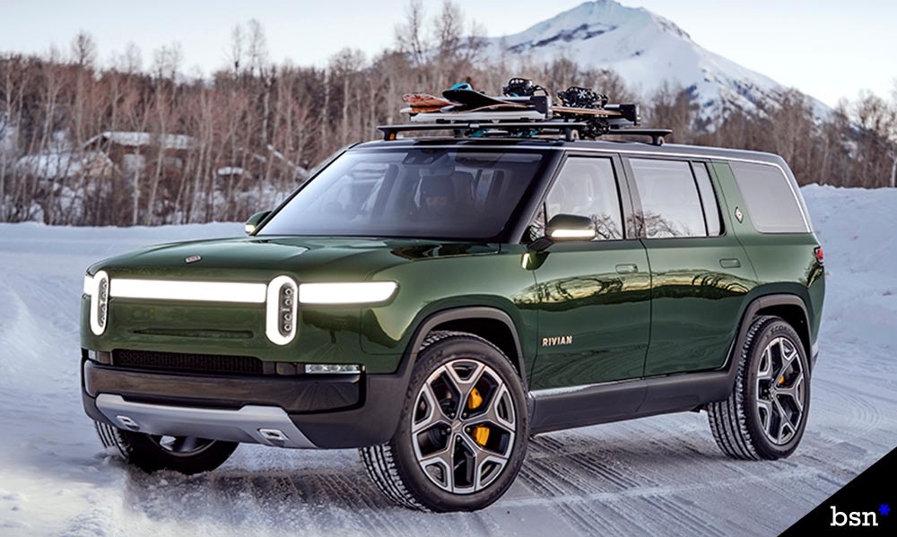 Ford Cancels Rivian