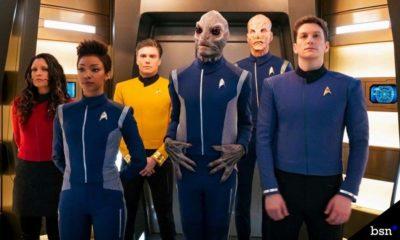 CBS All New Star Trek Series