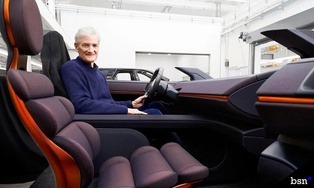 Dyson Electric Car Canceled