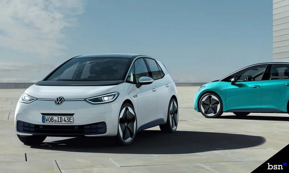Volkswagen ID3 launch