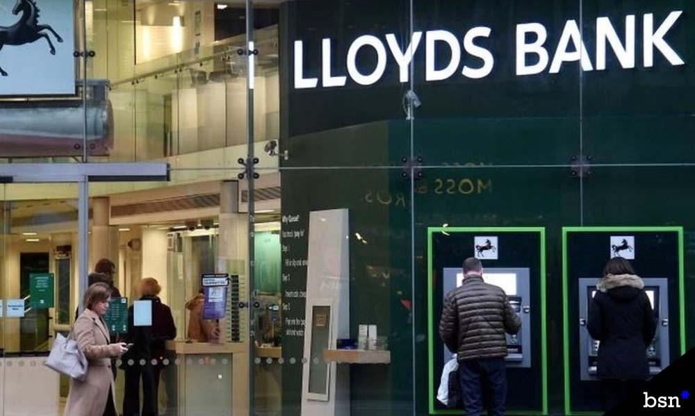 Lloyds' digital platform comes under heavy downtime