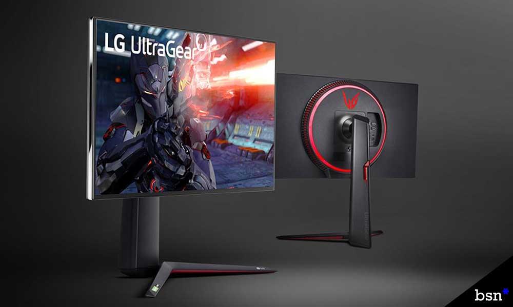 LG 27 4k gaming monitor