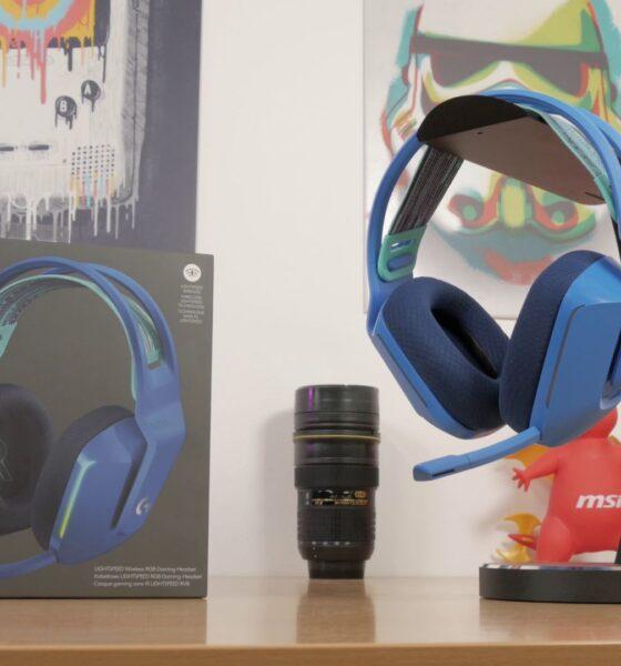 Logitech G733 LIGHTSPEED Wireless Gaming Headset