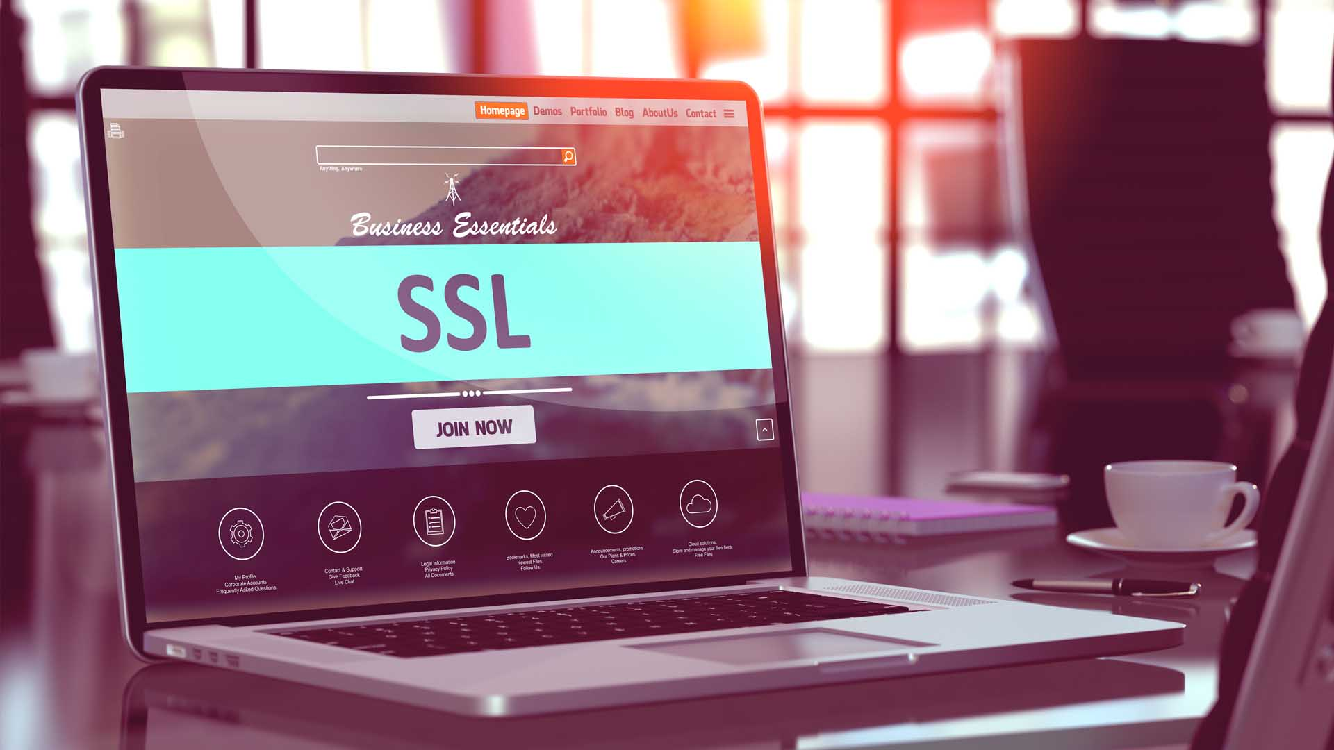 What is an SSL VPN