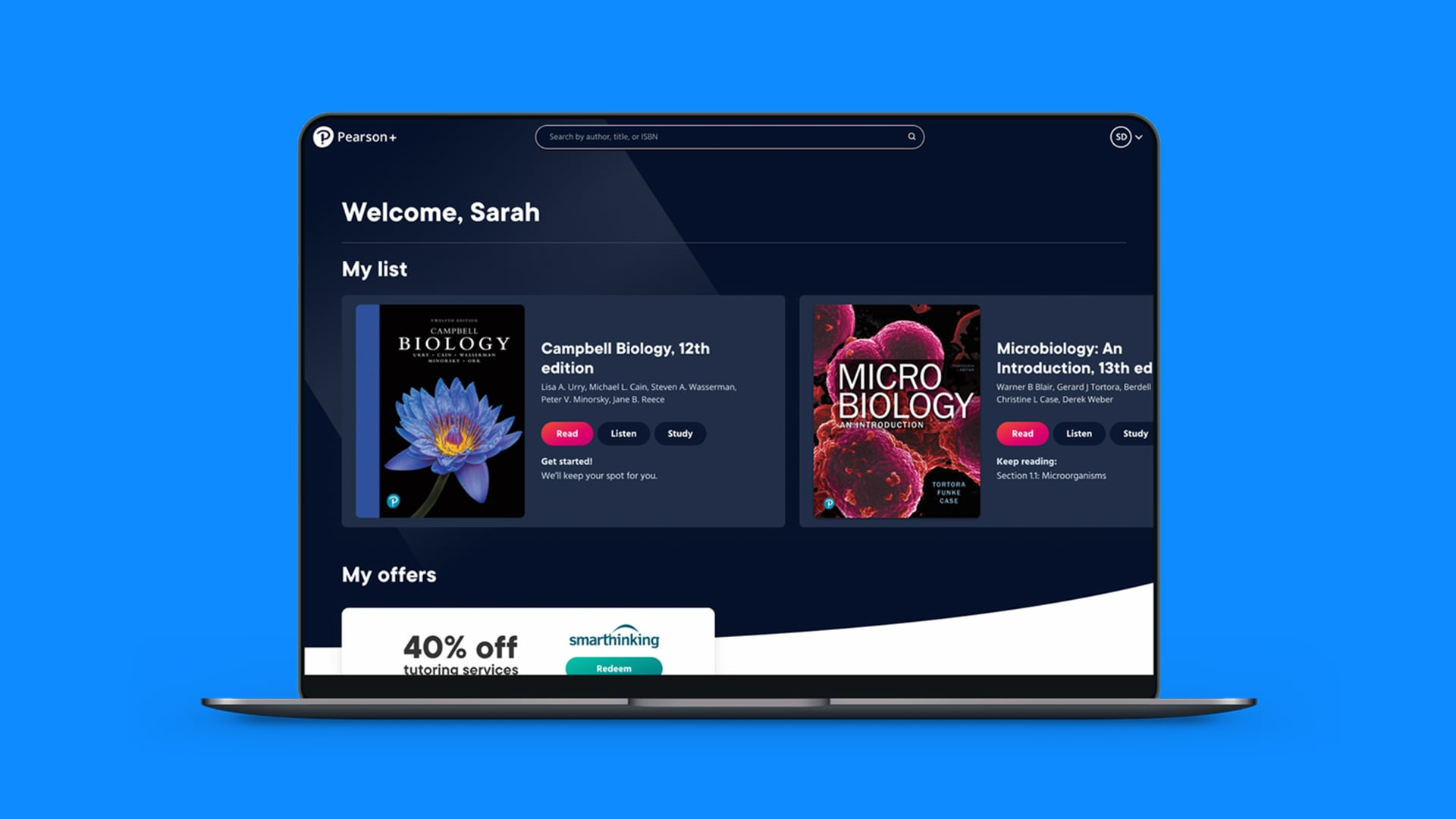 Pearson Plus Is the New Subscription-Based Service for Textbooks